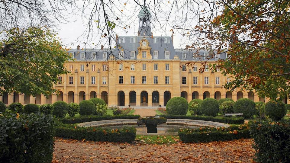 Séminaire Saint Sulpice d'Issy les Moulineaux