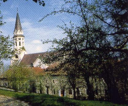 Basilique de la Visitation d'Annecy Elle abrite les reliques de saint François et de sainte Jeanne.