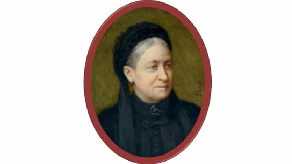Prière pour la béatification de Madame Carré de Malberg
