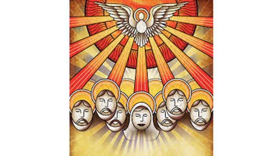Prière à l'Esprit Saint (Pentecôte)