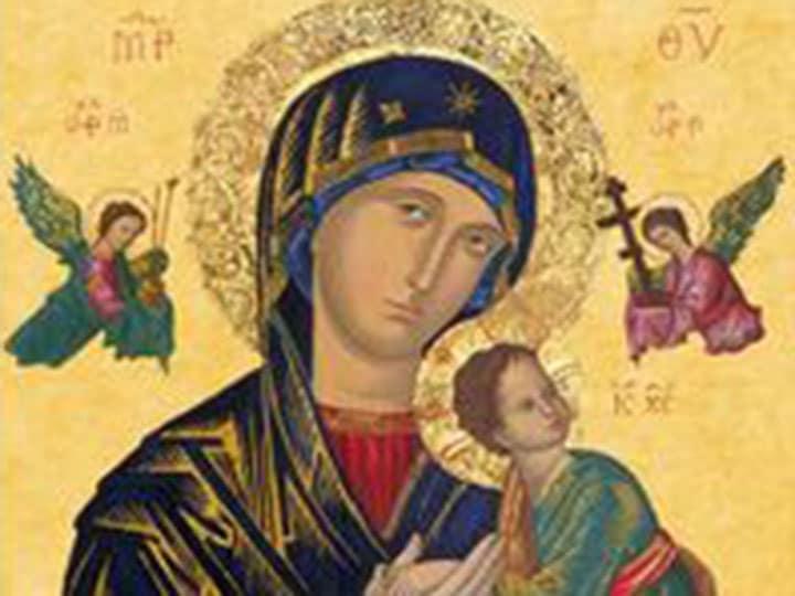 Prière à Notre Dame du Perpétuel Secours (27 juin)