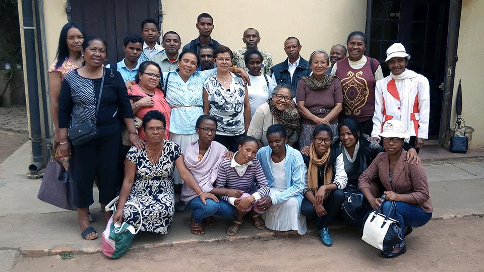 Rentrée salésienne du groupe d'Antananarivo, Madagascar