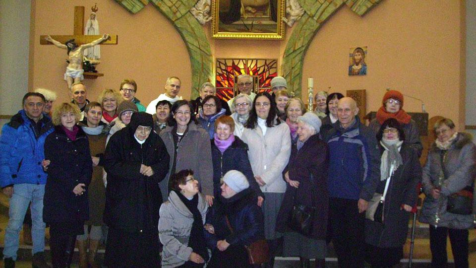Consécration en Pologne