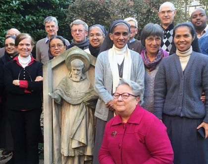 Rencontre des Conseils des Sociétés fondées par le Père Chaumont