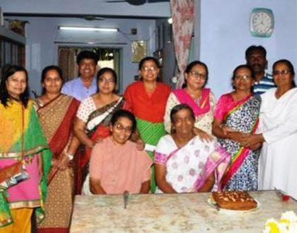 Consécration salésienne en Inde