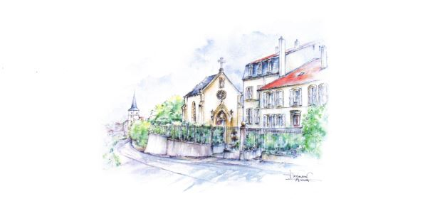 Des nouvelles de la demeure de Mme Carré à Lorry-lès-Metz