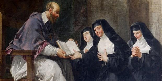 François de Sales, serviteur de tous en toutes choses