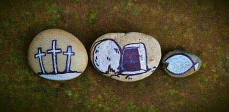 Brillez déjà, lueurs de Pâques !