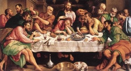 La coupe de bénédiction est communion
