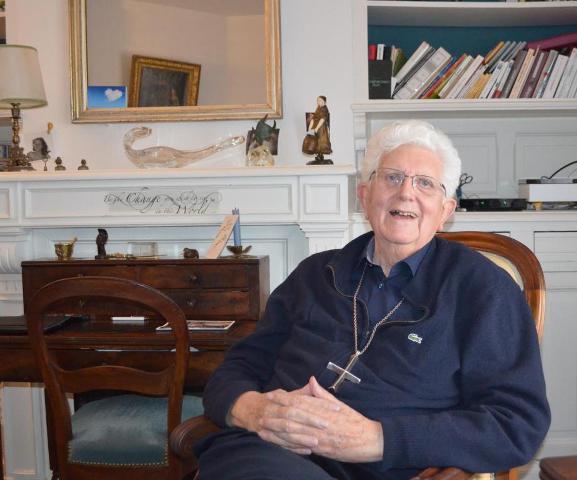 A Dieu Monseigneur Jacques Noyer