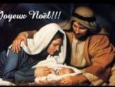 Bonne fête de la Nativité