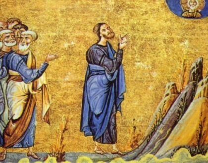 Jésus en prière