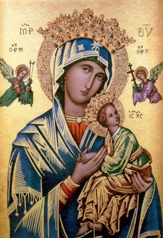 Venez à notre secours, ô charitable Mère